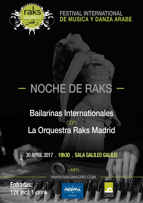 Raks Madrid 2017