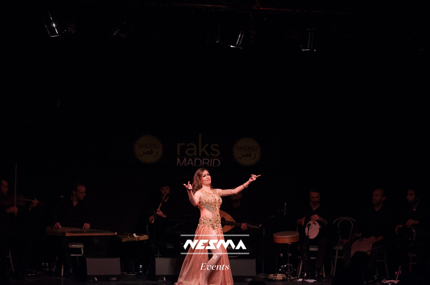 Raks Madrid 2018 - Nesma Events